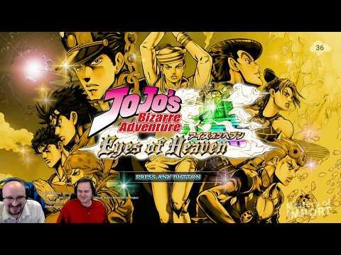 Matters of Import — JoJo's Bizarre Adventure: Eyes of Heaven