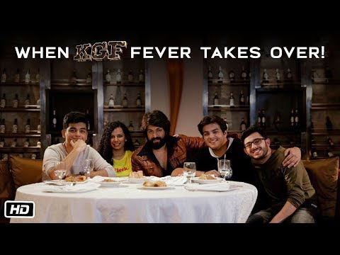 When KGF fever takes over | Featuring Yash, Ashish Chanchlani, CarryMinati, Slayy Point | 21st Dec