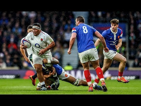Short Highlights: England 44-8 France | Guinness Six Nations