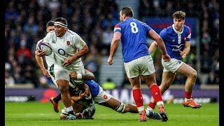 England earn easy win over France