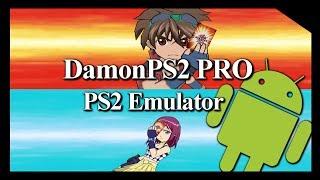 PS2 Emulator-DamonPS2 PRO-0.950-pro-  Android   Bakugan Battle Brawlers   #1