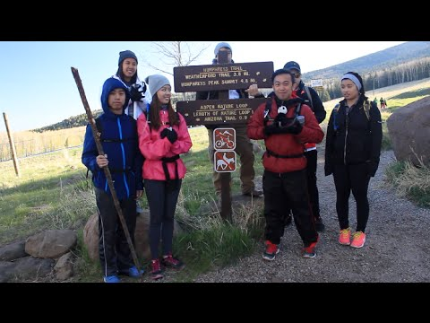 Mt. Humphreys Peak | The ProPaosal