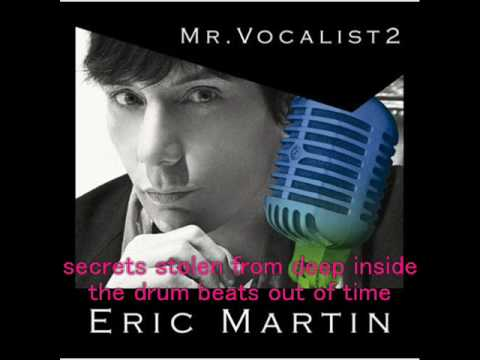 Time After Time -Eric Martin