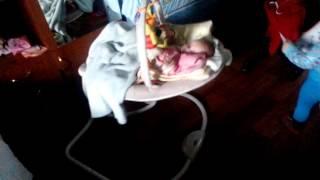Детские качели graco(, 2017-02-25T10:20:04.000Z)