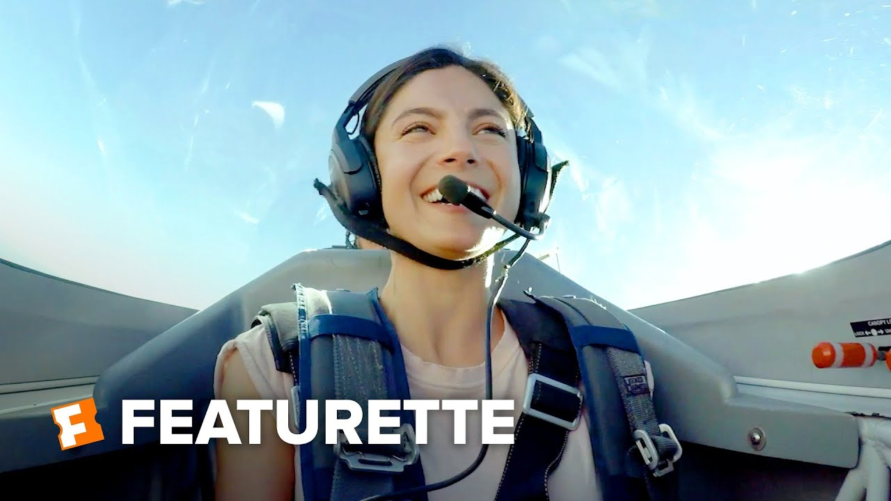 Top Gun: Maverick Featurette (2020)