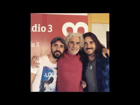 Entrevista a Andrés Suárez en el programa Como lo Oyes de Radio 3 presentando su último álbum Desde