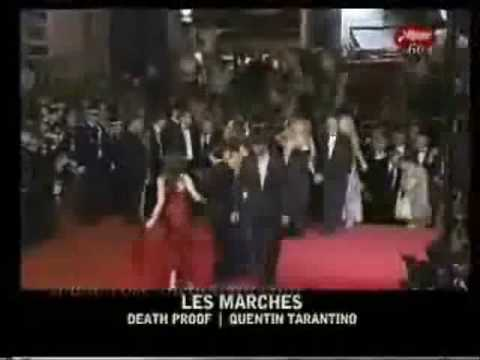 "Rose McGowan - ""Death Proof"" Premiere Part 1 - YouTube"