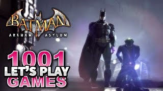 Batman: Arkham Asylum (PS3) - Let