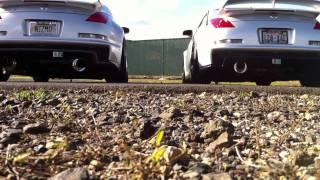 Nismo 350z single vs dual exhaust