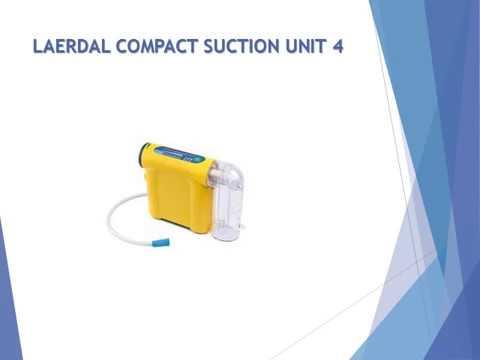 LAERDAL COMPACT SUCTION UNIT 4