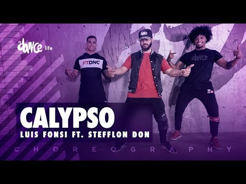 Calypso - Luis Fonsi,Stefflon Don | FitDance Life (Coreografía) Dance Video