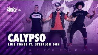 Video Calypso - Luis Fonsi,  Stefflon Don | FitDance Life (Coreografía) Dance Video download MP3, 3GP, MP4, WEBM, AVI, FLV November 2018