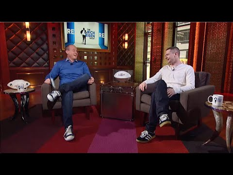 Actor Jack O'Connell Joins The RES in Studio  12914