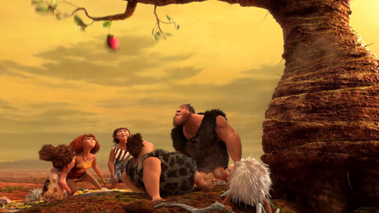 the croods: official game - out now! - youtube