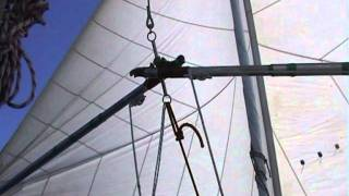 Trade Wind Sailing Twizzle Rig