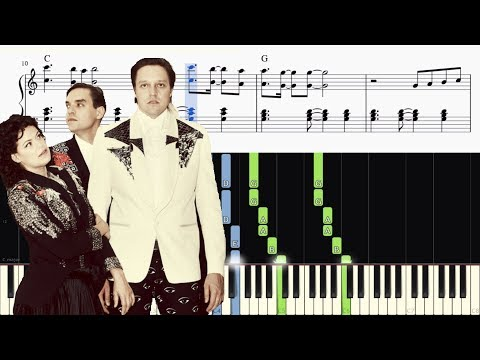 Arcade Fire - Everything Now - Piano Tutorial + SHEETS
