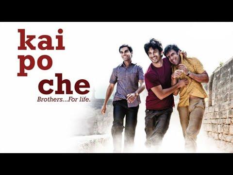 Kai Po Che Full Hindi FHD Movie | Rajkummar rao, Sushant Singh, Amit Sadh, Amrita Puri | Movies Now