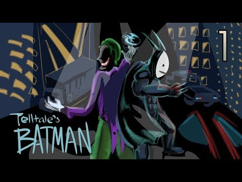 Cry Plays: Batman - The Enemy Within [Ep5] [P1]