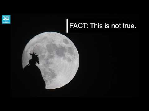 5 Myths About The Moon