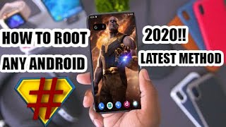 How To Root Any Android Device Without PC ( Magisk Unique Version 2020).