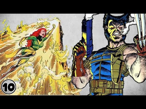 Top 10 Scariest X-Men What Ifs