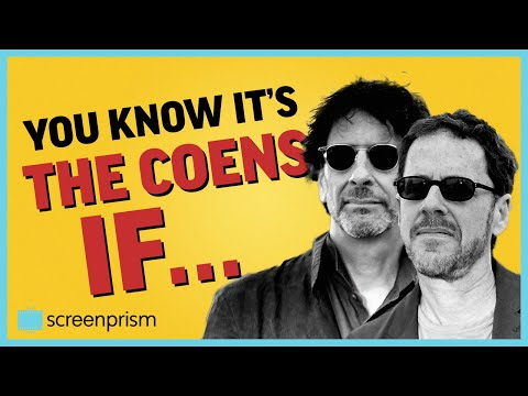 You Know It's the Coen Brothers IF...