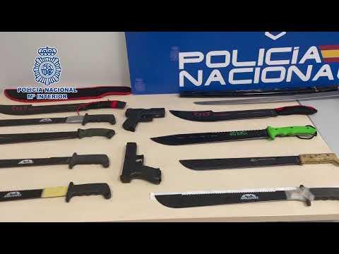 Detenida banda criminal del Corredor del Henares