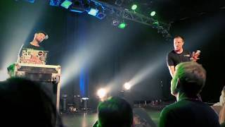 Sleaford  Mods - O.B.C.T  Faust Hannover 22.09.2019