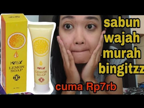 Apakah Bisa Kelli Lemon Shoap Menghilangkan Jerawat
