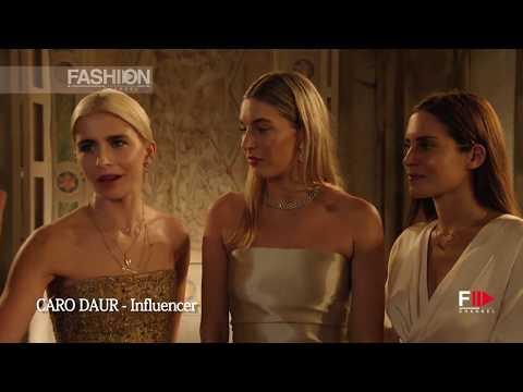 RALPH LAUREN Interviews | Event Highlights 50th Anniversary New York - Fashion Channel