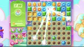 Candy Crush Jelly Saga Level 290  No Booster