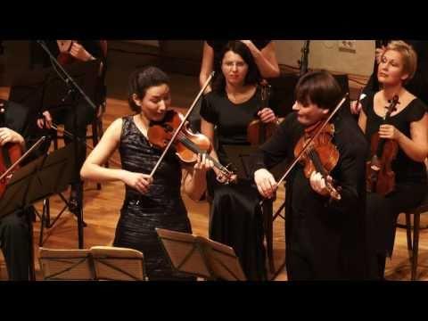 ZAGREB KOM 5 • W. A. Mozart: Sinfonia concertante, K 364 - 1. Allegro maestoso