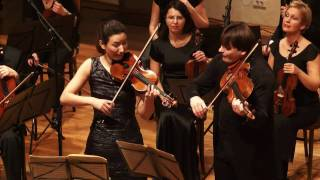 Mozart: Sinfonia concertante, K 364 - 1. Allegro maestoso  @ Zagreb Int. Chamber Music Festival