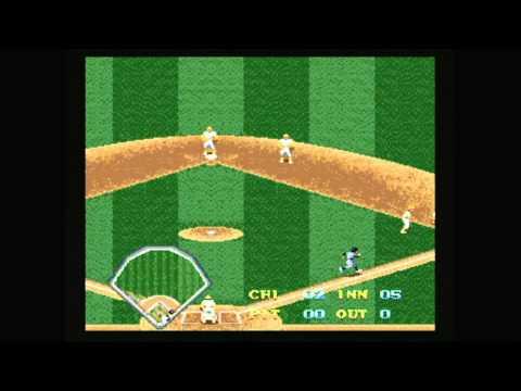 CGRundertow CAL RIPKEN JR. BASEBALL for Super Nintendo Video Game Review