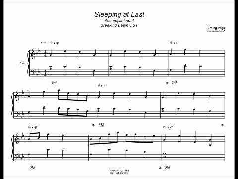 Bellas Wedding March Sleeping At Last Piano Cover