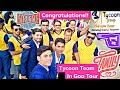 Our BluTycoon Team full enjoyment in 2019 Goa Tour!! by trending now