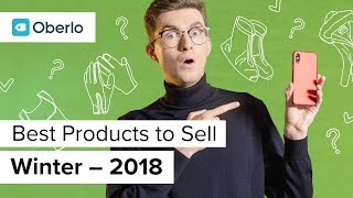 Trending Products to Sell in Winter 2018