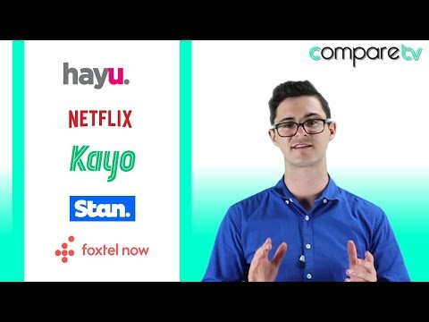 Australian Streaming TV Services Review. Which Suits You?