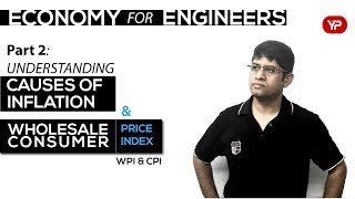 Economy for Engineers | Part 2 | WPI and CPI | by Dr. Vijayender Singh