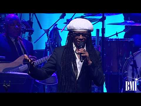 Nile Rodgers Acceptance Speech at the 2015 BMI R&B/Hip-Hop Awards