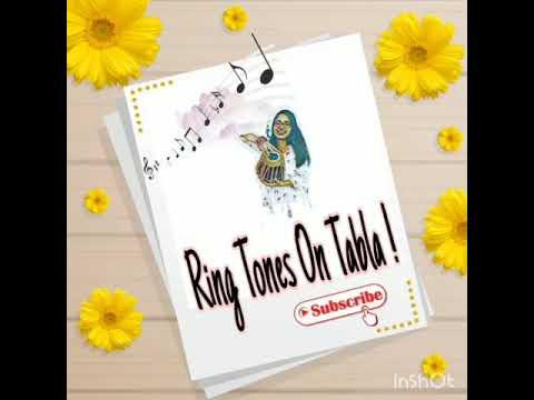 Ring Tones On Tabla | Tabla | Iphone Tabla Mix | Tabla Mix | Mi Ringtone |Samsung tune