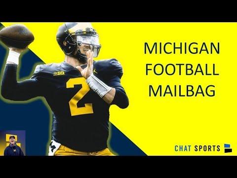 michigan-football-rumors:-shea-patterson,-tru-wilson's-role-&-michigan-vs.-ohio-state-|-mailbag