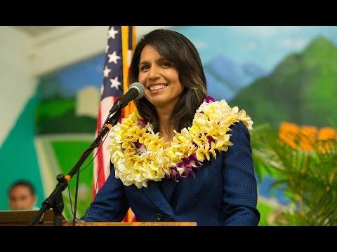 Congresswoman Tulsi Gabbard's Oahu Town Hall Full Video April 16, 2017
