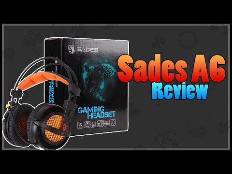 Budget Gamer Review - Sades A6