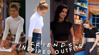 Friends Lookbook | 90s inspired outfits