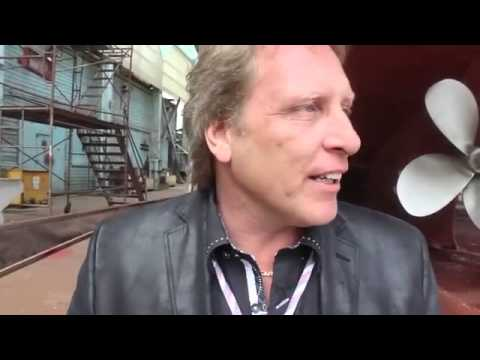 Deadliest Catch Star Sig Hansen The King Of Norway MP4
