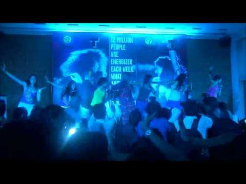 Launch of Zumba fitness in India by Talwalkars – Neha Dhupia joins the party