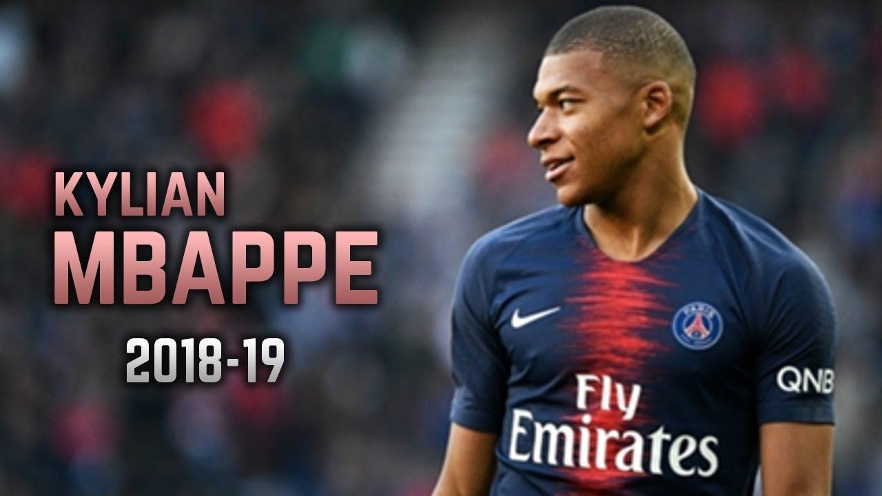 Download Kylian Mbappé 2018-19 | Dribbling Skills & Goals