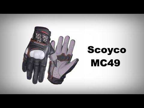 Мотоперчатки Scoyco MC49