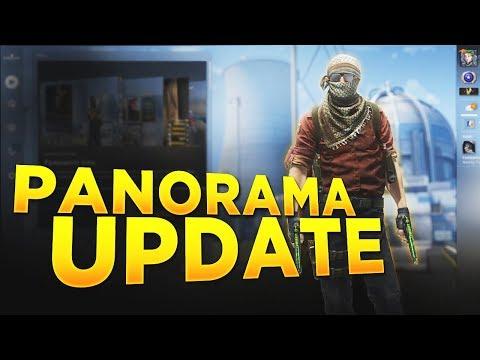 Panorama Update! (NEW LOOK CS:GO)